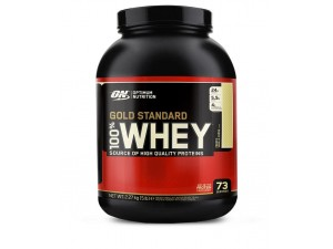 Протеин - 100% Whey Gold Standard 2,272 кг, Optimum Nutrition
