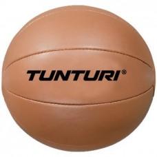 Медицинска топка от кожа, Tunturi, 2 кг
