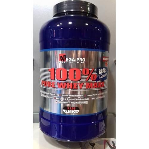 Протеин - Pure Whey Maxx, 2,270 кг, Mega Pro