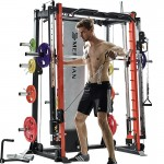 Смит машина К9, Leohon fitness