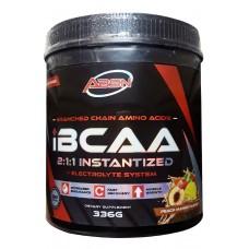 Аминокиселини с разклонена верига - iBCAA, 336 гр, ABSN