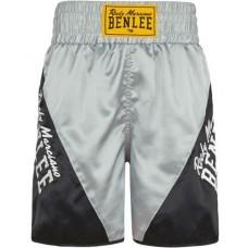 Спортни шорти Benlee Bonaventure boxing trunks black grey