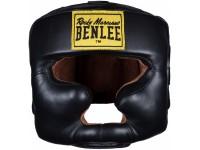 Протектор за глава каска Benlee Leadher headguard Open Face black