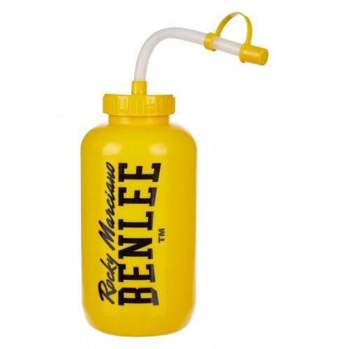 Бутилка за вода Benlee water bottle warm yellow 1 л