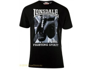 Спортна тениска Lonsdale Men Regular Fit T Shirt Newtown