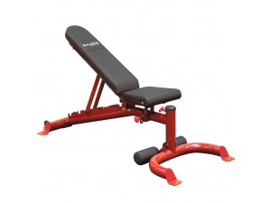Пейка чупеща се, Body-Solid leverage Gym bench