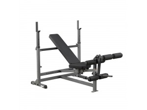Комбинирана лежанка Body-Solid PowerCenter Combo Bench GDIB46L