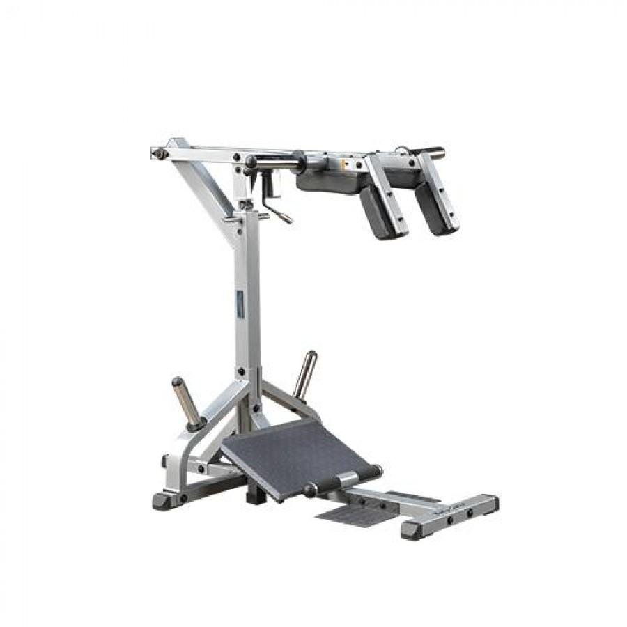 a1fe06c36df Машина за клек и прасци - Leverage Squat Calf Machine, Body Solid