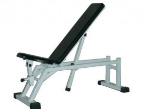 Пейка за фитнес регулируема облегалка и седалка, Bulfit