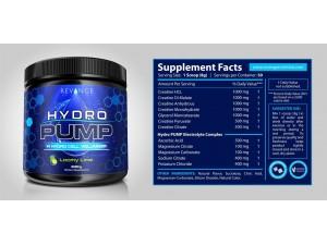 Напомпващ мускулите - Hydro Pump 400 гр, Revenge