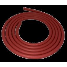 Червено еластично каучуково въже Tigar