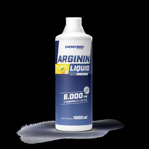 Аргинин течен 1 литър, Energybody