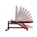 Регулируема фитнес пейка, MS-L102 - Marbo Sport