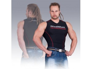 Рашгард без ръкави MadMaxCompression Sleeveless Top