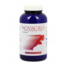 Креатин монохидрат - Novacrea, 180 смучещи табл., Novaneuro