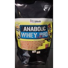 Протеин Anabolic Whey Pro 2,270 кг, пакет, Metabolic Optimal Nutrition