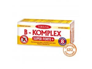 Витамин B-кomplex super forte 100 табл, Terezia