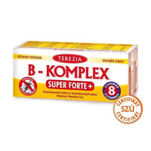 Витамин B-кomplex super forte, Terezia
