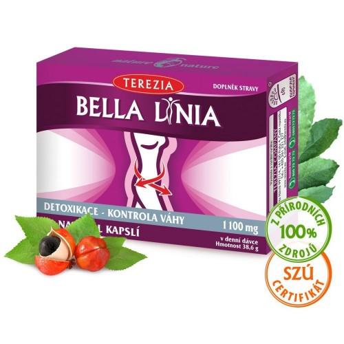 Хранителна Добавка за отслабване BELLA LINIA 60 капс. Terezia