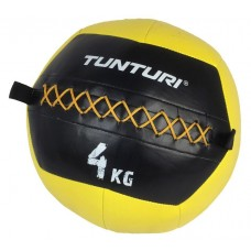 Топка за фитнес Wall Ball, Tunturi, 4 кг