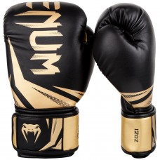 Боксови ръкавици Venum Challenger 3.0 Boxing Gloves black gold