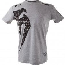 Спортна тениска Giant T shirt Grey/Black Venum