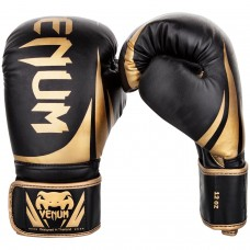 Боксови ръкавици Venum Challenger 2.0 Boxing Gloves black gold