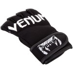 Фитнес ръкавици Venum Aero Body Fitness Gloves black/white