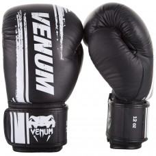Боксови ръкавици Venum Bangkok Spirit Boxing Gloves nappa leather black
