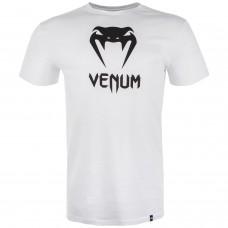 Спортна тениска Venum Classic T shirt White