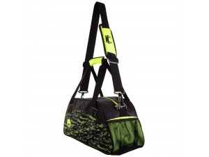 Спортна чанта Venum Comoline Sport bag black neo yellow