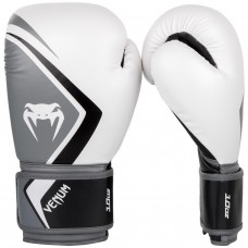 Боксови ръкавици Venum Contender 2.0 Boxing Gloves white grey black