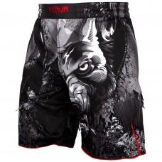 Шорти Venum Werewolf Fightshorts black/gray