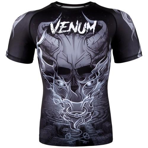 Рашгард Venum Minotaurus Rashguard Black/White