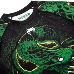 Рашгард Venum Green Viper Rashguard Black/Green