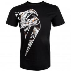Спортна тениска Venum Tecmo Giant T shirt black