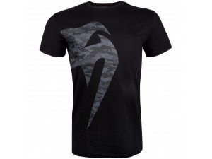 Спортна тениска Venum Giant Camo 2.0 T shirt Black/Urban Camo