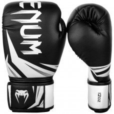 Боксови ръкавици Venum Challenger 3.0 Boxing Gloves black white