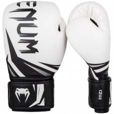Боксови ръкавици Venum Challenger 3.0 Boxing Gloves white black
