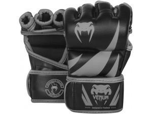 ММА Ръкавици Venum Challenger Gloves black grey