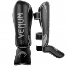 Протектори за крака  Venum Challenger Shinguards black grey