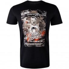 Спортна тениска Venum Zombie Return black