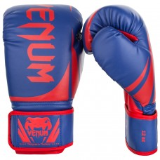 Боксови ръкавици Venum Challenger 2.0 Boxing Gloves blue red