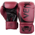 Боксови ръкавици Venum Challenger 2.0 Boxing Gloves red wine/black