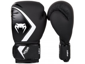 Боксови ръкавици Venum Contender 2.0 Boxing Gloves black grey white
