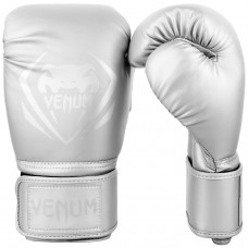 Боксови ръкавици Venum Contender Boxing Gloves silver