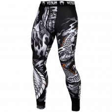 Анцунг Venum Dragons Flight Spats black white