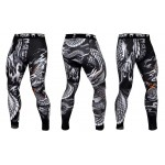 Анцунг Venum Dragons Flight Spats black/white