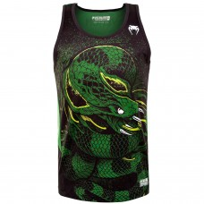 Потник Venum Green Viper Tank Top  black green