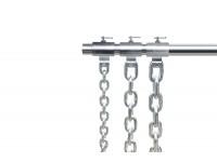 Вериги за олимпийска щанга, 230 см, 15 кг, Xenios